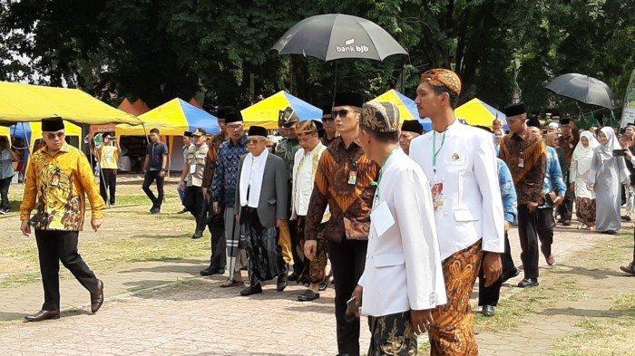 Festival Tajug 2019 Resmi Dibuka Wapres KH Maruf Amin Sekaligus Tepati Janji Ini