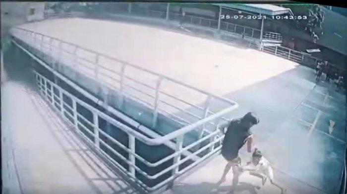 Tak Terima Diledek Bocah Ingusan, Pria ini Banting dan Pukul Anak 7 Tahun hingga Memar-memar