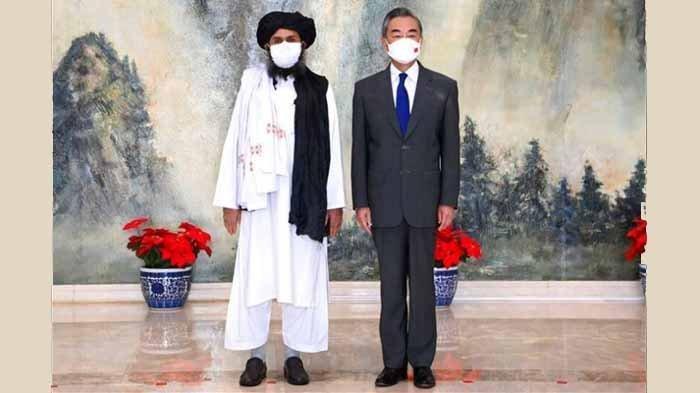 Singkirkan Amerika, Taliban Mesra Dengan China, Pemerintah Negeri Panda Diajak Bangun Afghanistan