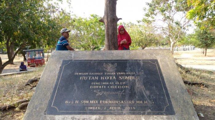 DPRD Cirebon Pertanyakan Hutan Kota Sumber Yang Akan Dijadikan Panggung Budaya