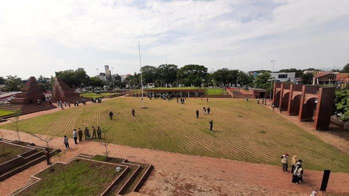 DPUPR Kota Cirebon Janji Bakal Percantik Alun-alun Kejaksan, Bakal Ditambah Dancing Water & Swafoto