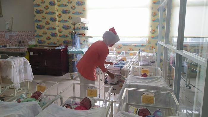 Ada 14 Bayi di Cirebon Lahir di Tanggal Cantik 2-2-2020, Mereka Lahir Caesar, Salah Satunya Kembar