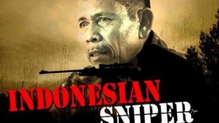 INILAH Tatang Koswara, Sniper TNI AD Terbaik Kelas Dunia, 4 Kali Bertempur, Tembak Mati 80 Musuh