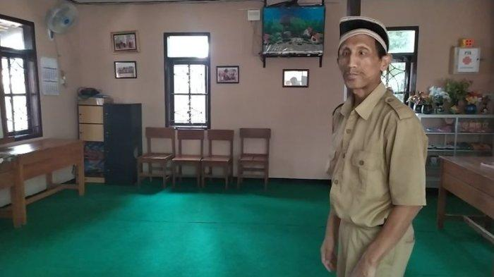 Kisah Pak Tatang, Penderita Tuna Netra yang Mampu Membangun SLB untuk Anak-anak Disabilitas