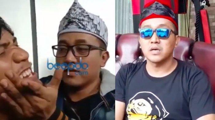 Teddy Suami Mendiang Lina Tunjukkan Keahlian Pijat, Pria Ini Sontak Meringis Kesakitan: Kaget Sih!
