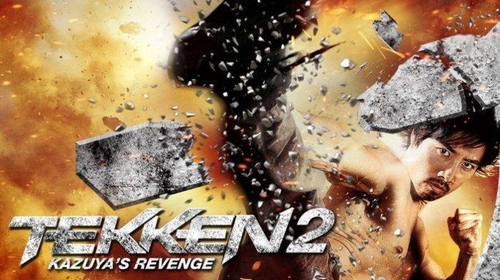 SINOPSIS Film Tekken 2: Kazuya's Revenge, Diangkat dari Game, Tayang Nanti Malam di Bioskop Trans TV