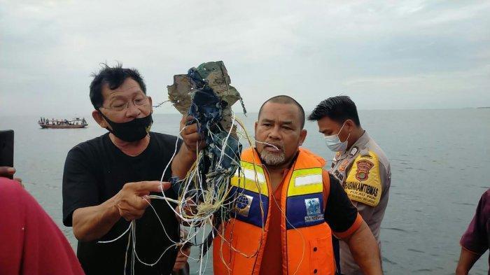 Ini Nama-nama Penumpang Pesawat Sriwijaya Air yang Jatuh di Laut Kepulauan Seribu