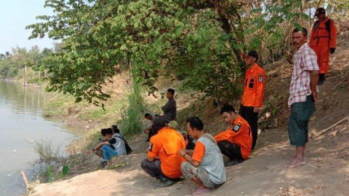 BREAKING NEWS - Warga Desa Pakubeureum Tenggelam di Sungai Cimanuk Majalengka