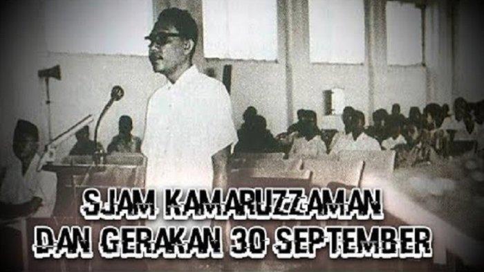 Nasib Sjam Kamaruzaman Si Omong Besar Teman Dekat Petinggi PKI DN Aidit, Dieksekusi Mati Soeharto