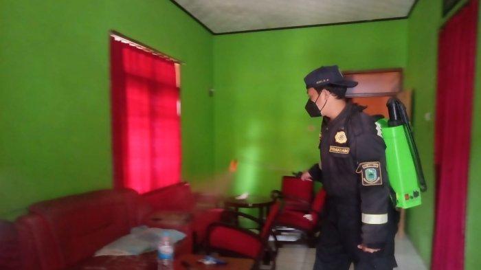 Warga Perum Ciharendong Kuningan Digegerkan dengan Penemuan Mayat Dalam Rumah, Ini Kata Satgas