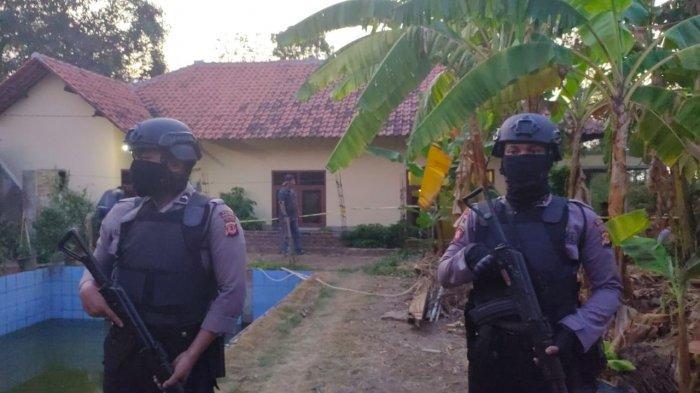 Terduga Teroris yang Diciduk Densus 88 di Majalengka, Sehari-harinya Pedagang Ayam Potong