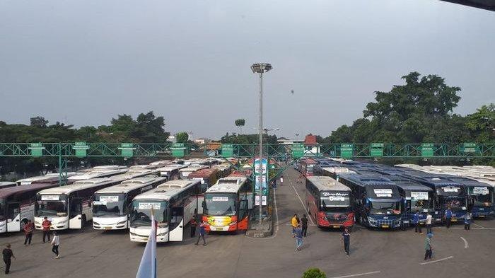 Tahun Ini Mudik Dilarang Pengusahan Bus di Ciamis Terpaksa Jual Sawah demi Tutup Operasional