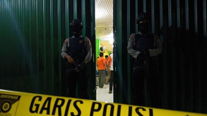 Densus 88 Geledah Satu Ruko di Soreang Bandung, Diduga Terkait Terorisme, Begini Kata Kapolres