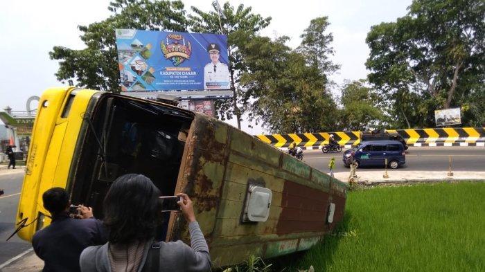 Bus Rombongan Kepala Sekolah dan Guru TK Terperosok ke Sungai di Blitar, Ini Daftar Korban Meninggal
