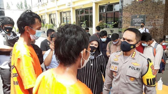 Ternyata Istri Dua Tersangka Pencabulan Anak di Bawah Umur di Cirebon Bekerja di Luar Negeri