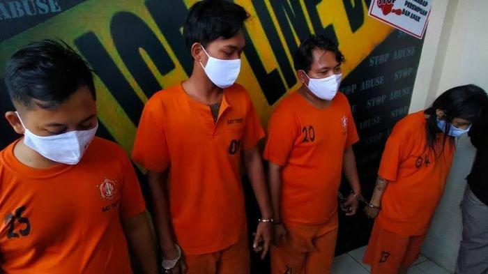 Lagi, Sang Muncikari Prostusi Anak Di Bawah Umur Dibekuk Polisi Tasikmalaya, Sebelumnya Ada 4 TSK