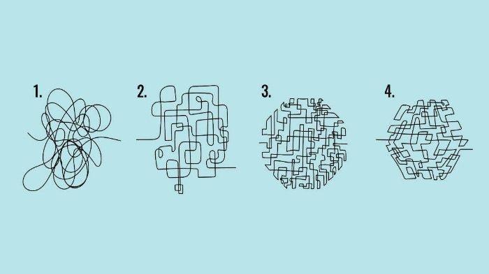 Tes Kepribadian: Coretan Nomor 2 Tipe Orang yang Tidak Bisa Menolak atau Berkata Tidak