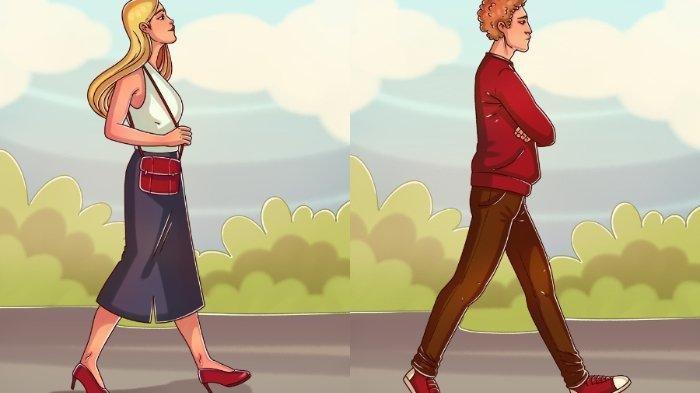 Tes Kepribadian: Kepribadian Seseorang Dapat Dilihat Dari Cara Berjalan, Bisa Dilihat Dari Kecepatan