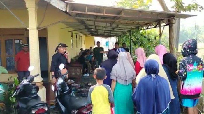 Suami yang Tusuk Istrinya di Cianjur hingga Tewas Sudah Pisah Ranjang Selama Setahun