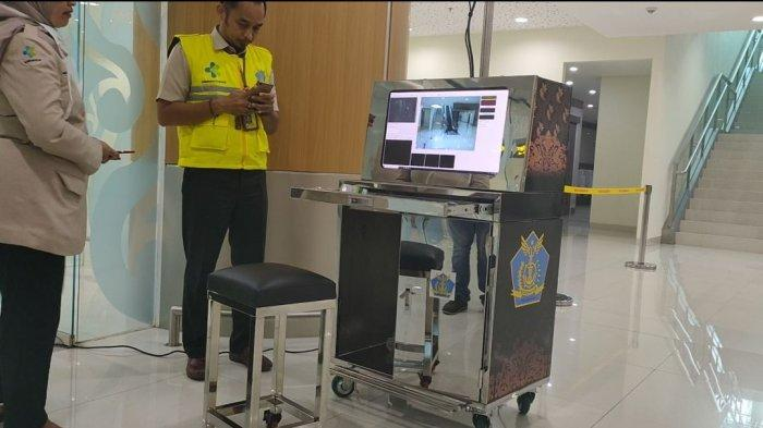 Cegah Virus Corona, Bandara Kertajati Majalengka Pasang 2 Alat Thermal Scanner