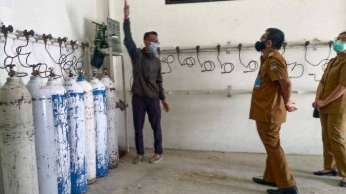 Dapat Bantuan dari Pemprov Jabar, Pasokan Oksigen Untuk Rumah Sakit di Bandung Barat Masih Kurang