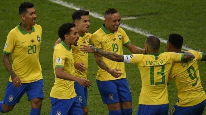 Live Streaming Big Match Brasil vs Jerman di Olimpiade Tokyo 2020, Petang Ini Pukul 18.30 WIB