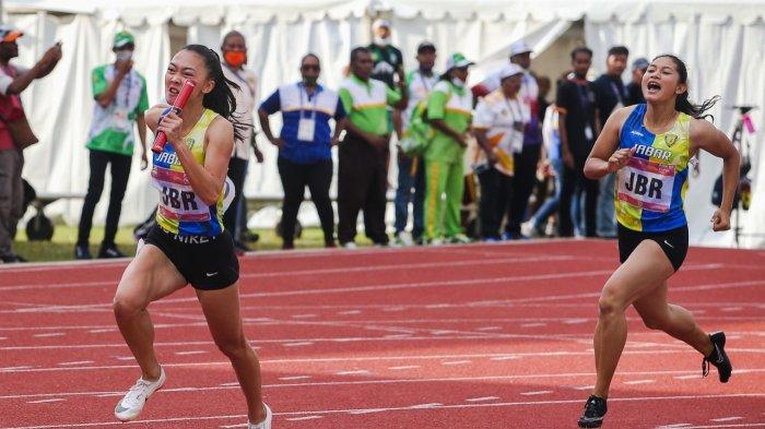 INI Catatan Rekor dan Sejarah yang Diciptakan Atlet Jawa Barat di PON XX Papua 2021