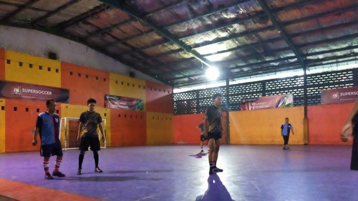 Tingkatkan Imunitas & Gelorakan Semangat Olah Raga, RSUD Cideres Gelar Futsal Bersama PWI Majalengka