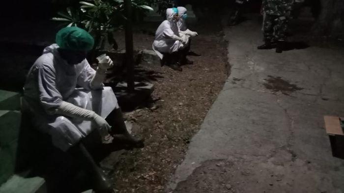6 Bulan Honor Tim Pemulasaraan Jenazah Covid-19 di Indramayu Tak Dibayar, Jubir Satgas Membenarkan