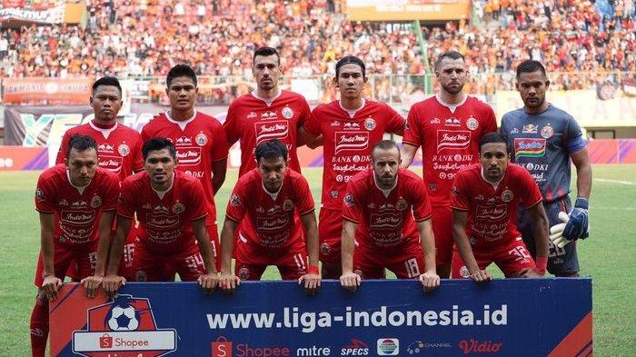 Persija Jakarta Tertinggal 1-2 Atas Persebaya di Babak Pertama, Tonton Via Live Streaming di Sini