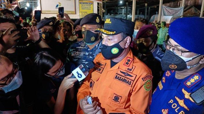UPDATE Tabrakan Kapal di Perairan Indramayu: Tim SAR Gabungan Perluas Wilayah Pencarian Korban