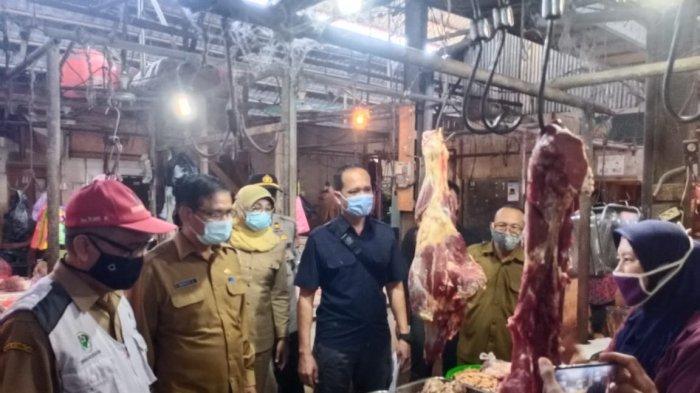 Jelang Ramadan, Satgas Pangan Majalengka Sidak Sejumlah Pasar, Antisipasi Adanya Penimbunan Sembako