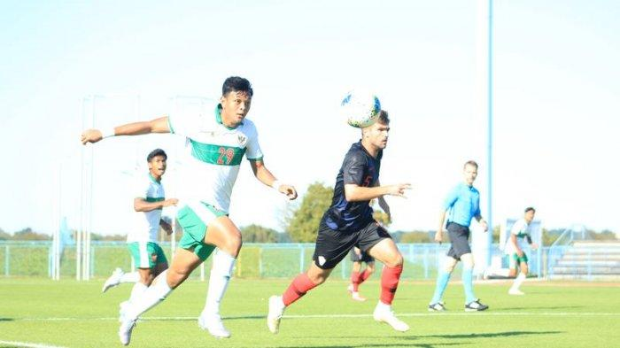 LIVE STREAMING Timnas U-19 Indonesia vs Arab Saudi, Tonton di TV Online Mola TV Malam Ini