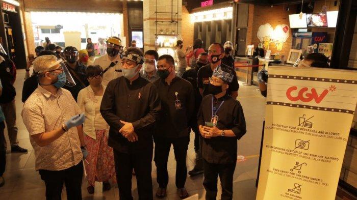 Bioskop Belum Tentu Dibuka Pada 29 Juli, Gugus Tugas Mau Cek Ulang Lagi Persiapan Penerapan Protokol