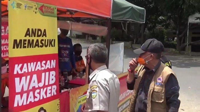 Ratusan Santri Sebuah Pontren di Cineam Kabupaten Tasikmalaya Terkonfirmasi Positif Covid-19