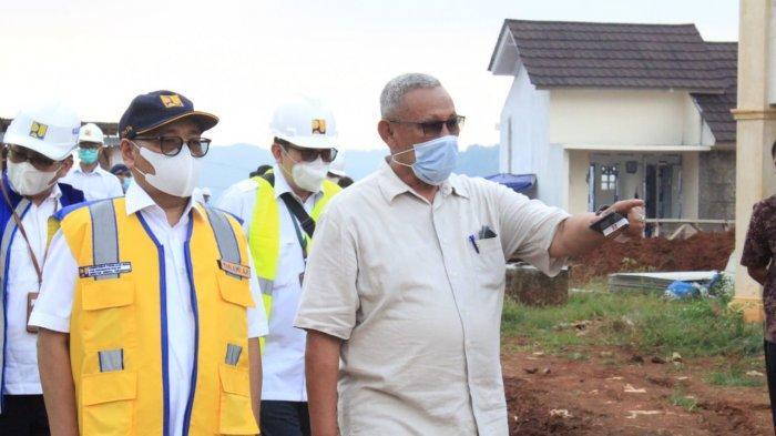 444 Unit Rumah Relokasi Hampir Rampung, Warga Desa Miliarder Kuningan Siap Pindah ke Desa Sukarapih