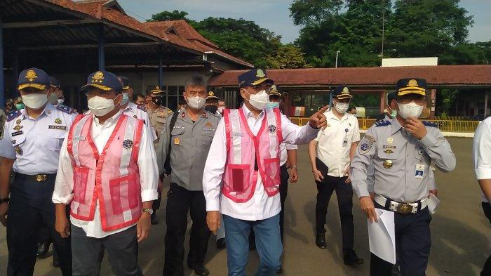 Menhub RI Minta Pembangunan Terminal Tipe A Harjamukti Cirebon Tonjolkan Kearifan Lokal