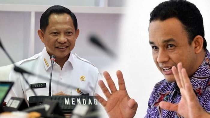 Mendagri Tito Karnavian Kritik Gubernur Jakarta Anies Baswedan Sebut Jakarta Lebih Kampung Dari Ini