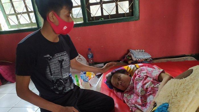 TKW Asal Cianjur Pulang dalam Keadaan Lumpuh dan Hilang Ingatan, Sang Suami Ungkap Penyebabnya