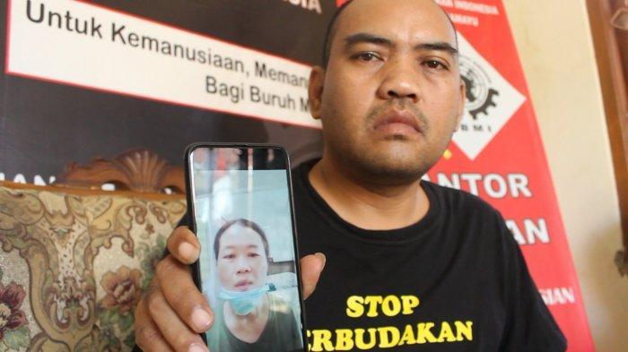 Sambil Teteskan Air Mata, TKW Indramayu di Irak Buat Video Minta Tolong ke Jokowi, Lagi Sakit Parah