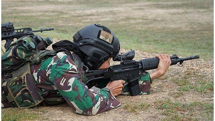 MENGENAL Pasukan Setan Baret Hijau, Sniper Terbaik TNI, Kini Dikirim untuk Membasmi KKB di Papua
