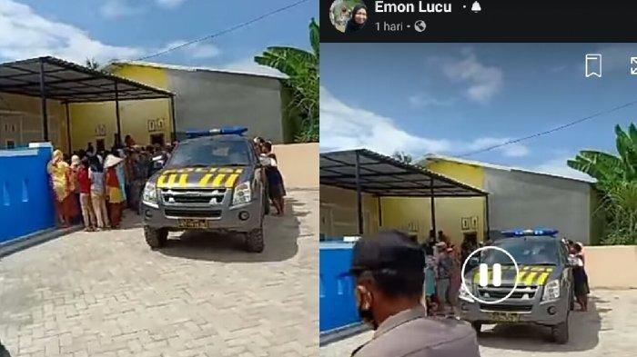 VIDEO TNI Pergoki Istrinya Tengah Selingkuh Berduaan di dalam Rumahnya Sendiri Viral, Cek Videonya!