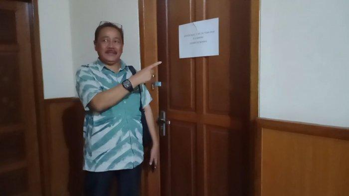 Toilet di Gedung DPRD Kuningan Rusak Berbulan-bulan, Anggota Dewan Minta Setwan Segera Perbaiki