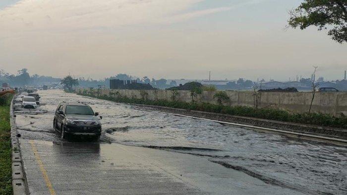 Banjir di Jalan Tol Jakarta Mulai Surut, Ini Sejumlah Ruas Tol yang Sudah Beroperasi Kembali
