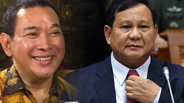 Prabowo Jadi Menteri Pertahanan di Pemerintahan Jokowi, Begini Reaksi Tommy dan Titiek Soeharto