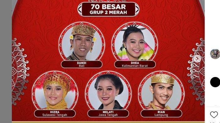 LIDA 2021 Babak 70 Besar Malam Ini Pukul 20.30 WIB, Ini Link Streaming di Indosiar dan video.com