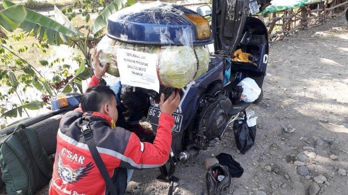 Mudik Asyik Naik Vespa, Kalau Motor Mogok, Jakarta-Sragen Bisa Sampai 24 Jam