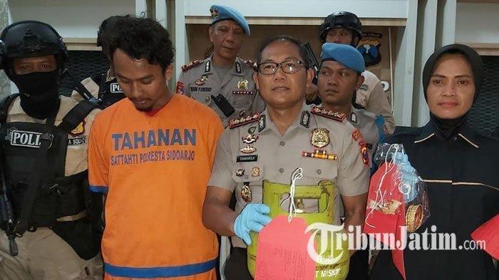 Menantu Bunuh Mertuanya Sendiri Secara Sadis, Menusuk Pake Gunting hingga Memukulkan Tabung Gas