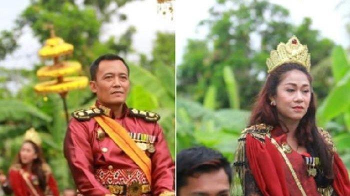 Ratu Kerataon Agung Sejagat Ternyata Bukan Istri Sah Totok Santosa, Polisi Kantongi Bukti Penipuan