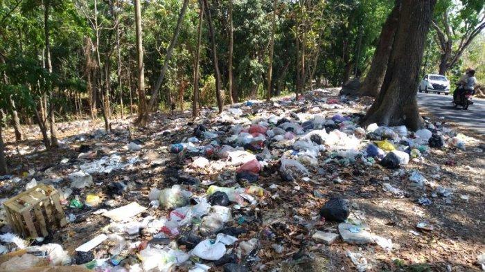 Warga Keluhkan Adanya TPS Liar di Jalan Pangeran Kejaksan Cirebon, Sering Tercium Bau Busuk Sampah